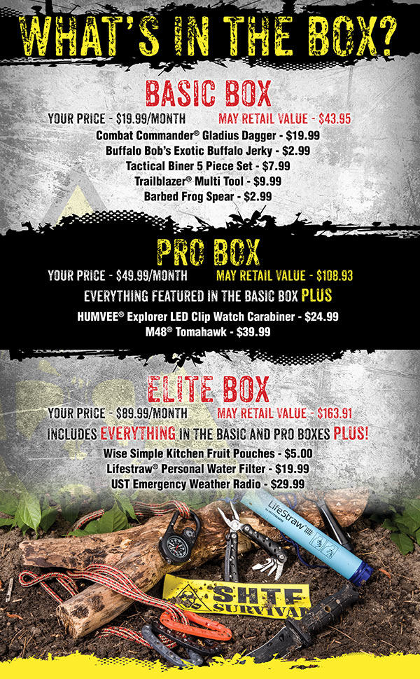 May 2017 Box